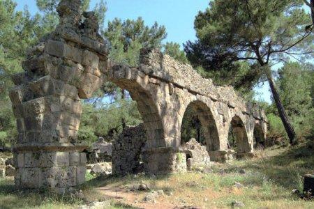 Античный город Фаселис + подъем на фуникулере на самую высокую гору Тавра — Тахталы