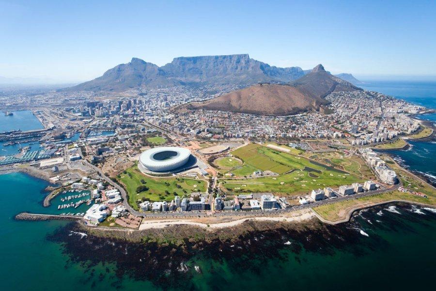 Кейптаун на полный день