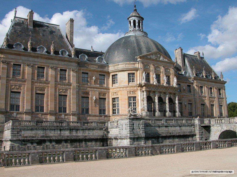 «Николя Фуке — человек, который бросил тень на солнце» — экскурсия в Во-Ле-Виконт