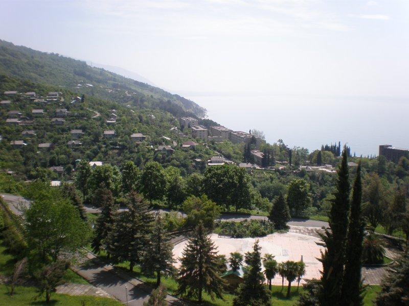 Тур по Абхазии, 4 дня и 3 ночи
