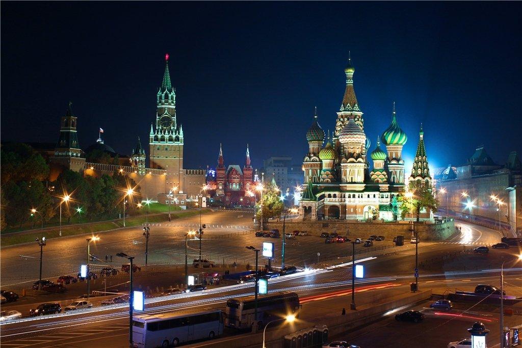 Огни Большого города: бетон, сталь, свет и эмоции. Вечерняя экскурсия по Москве