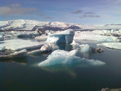 Вулканы и айсберги Исландии — тур на 6—8 дней