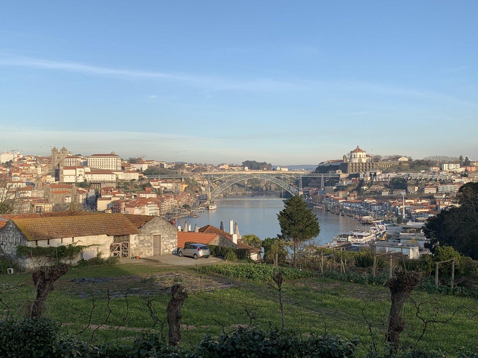 В Порту из Лиссабона за один день