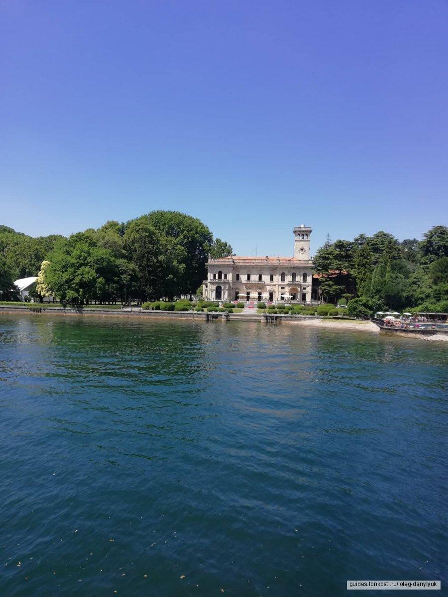 Групповая экскурсия в Комо и Лугано: 2 страны и 2 озера за один день