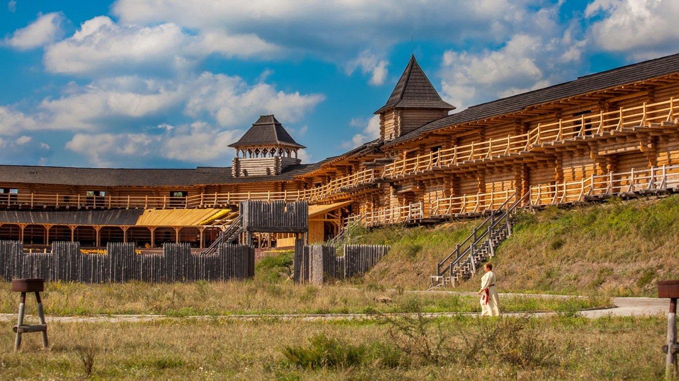 Парк «Киевская Русь»: путешествие в прошлое