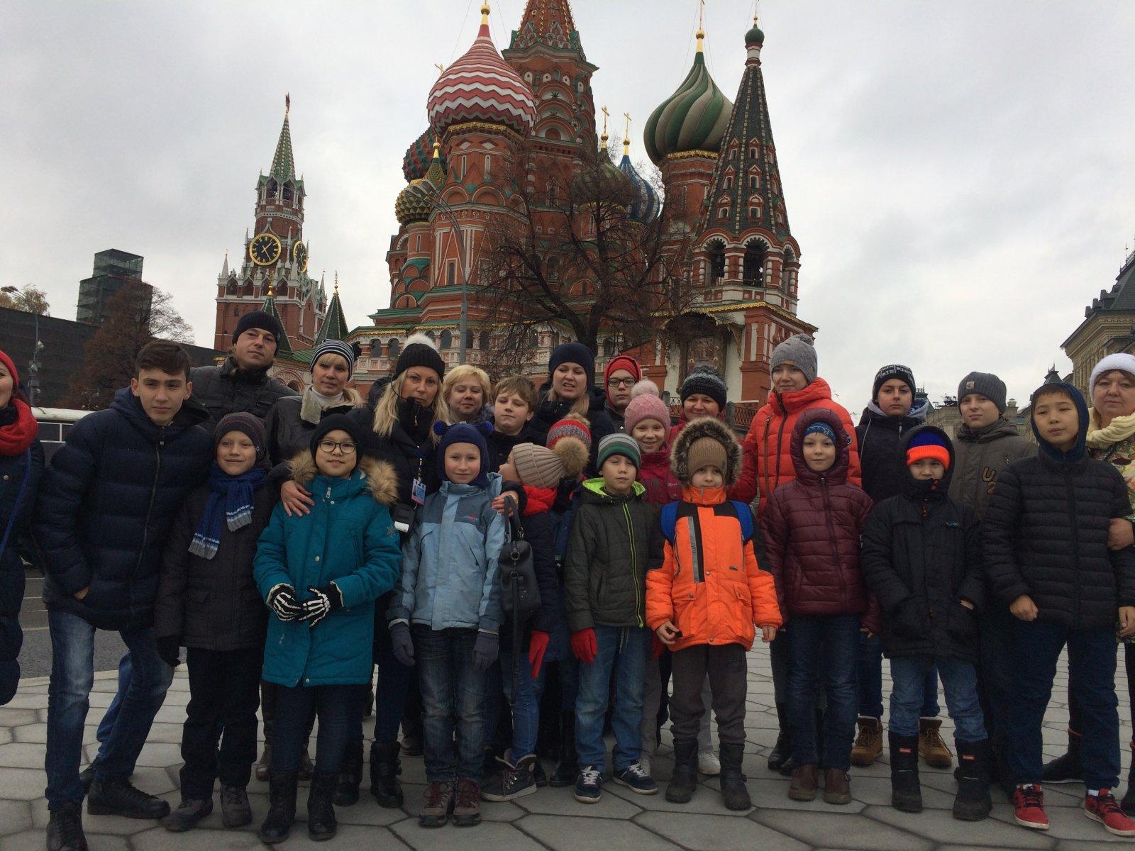 Вся Москва за 3 часа