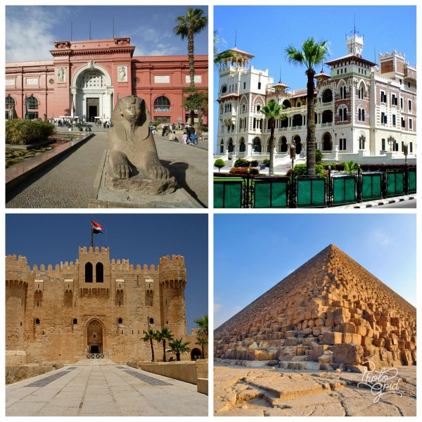 Каир и Александрия из Шарм-эль-Шейха — 2 дня