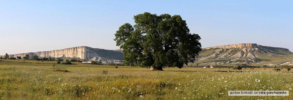 Карасубазар — Белогорск — древний город у Белой скалы