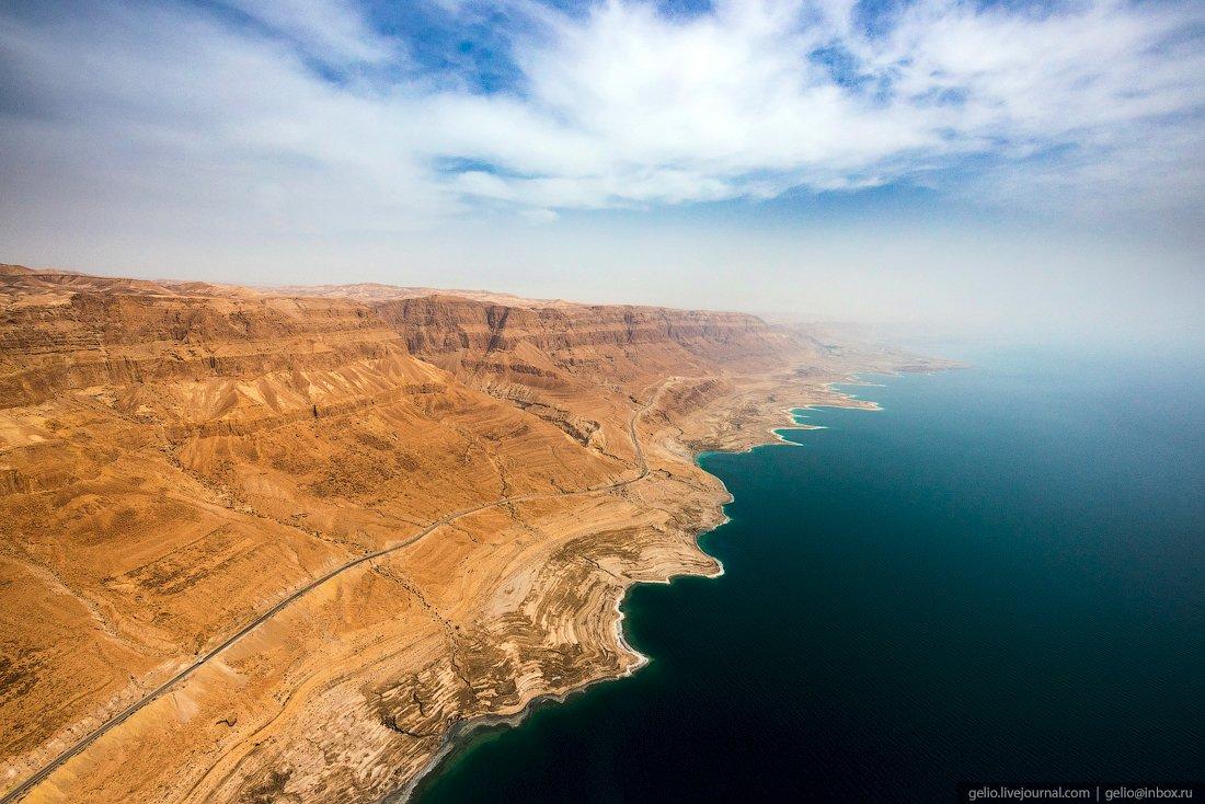 По берегу Мертвого моря — от Кумрана до Масады