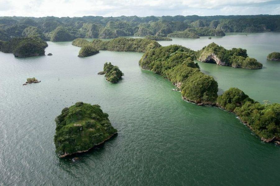 Затерянный архипелаг.