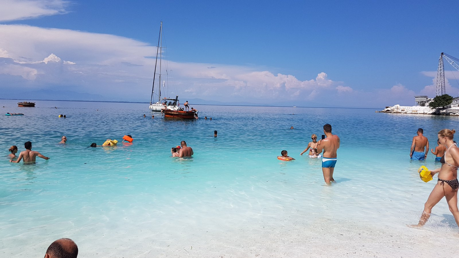 Изумрудный остров Тасос!