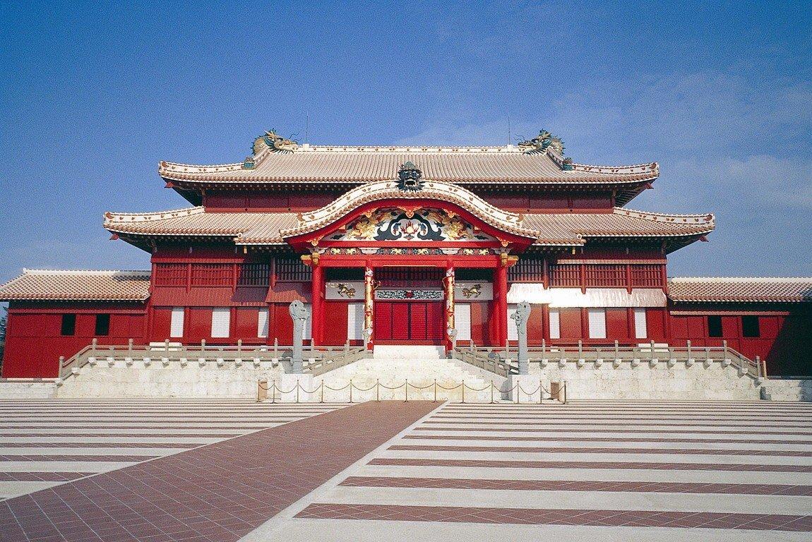 Экскурсия в Окинава Наха