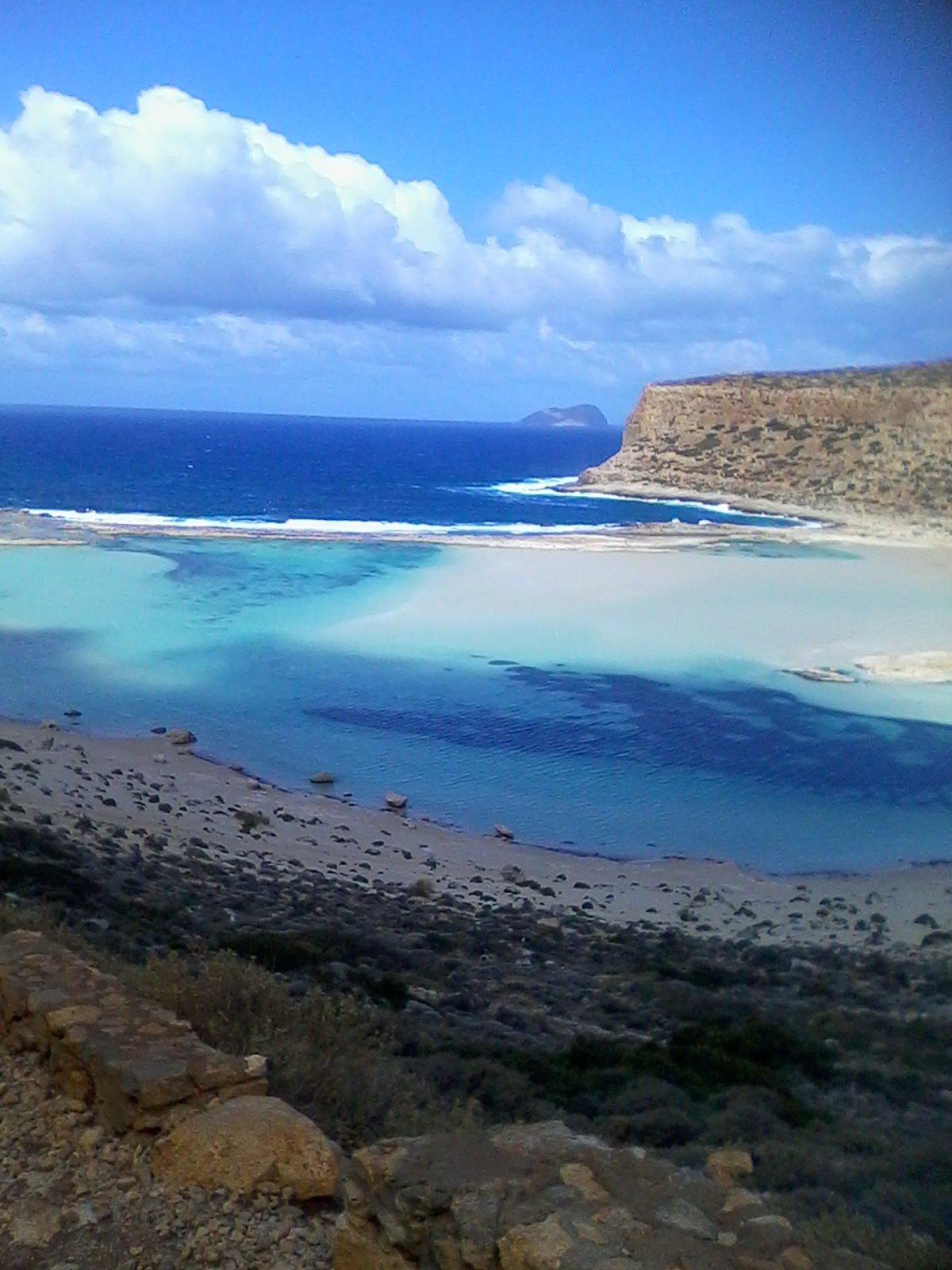 Пляжи Фаласарны + пляж Элафониси + озеро Курнас