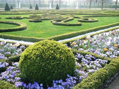 Королевские сады Херренхаузен