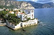Самые красивые виллы лазурного берега: Вилла Ротшильд и Вилла Керилос
