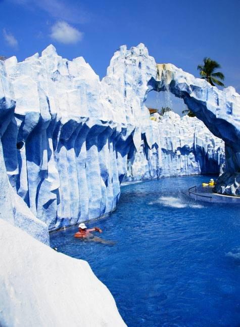 Аквапарк на Пхукете (Splash Jungle)