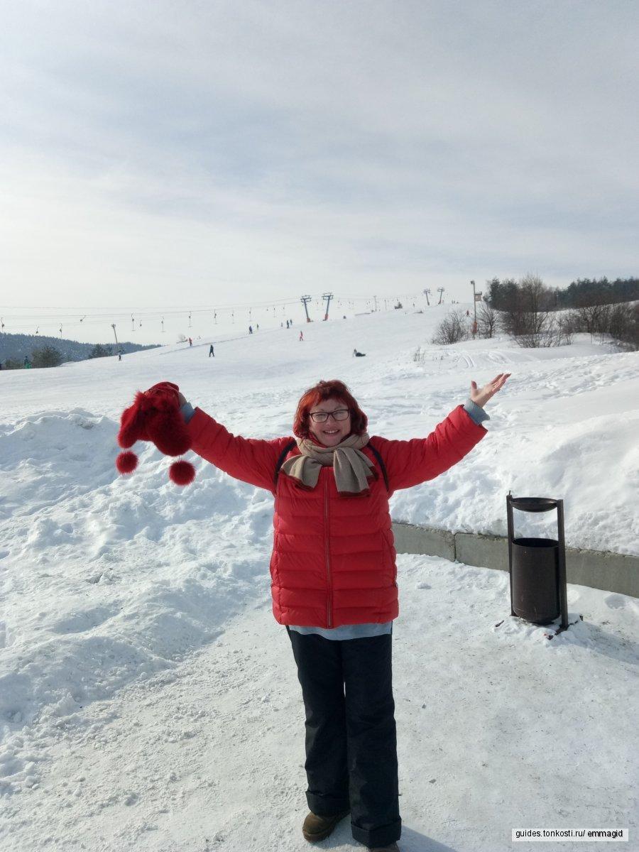 Лето среди зимы. Хвалынск — город контрастов!