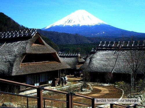 Кавагутико — вид на Фудзи