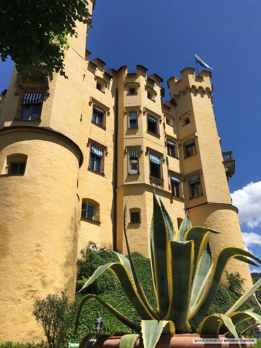 Дворцы Людвига II