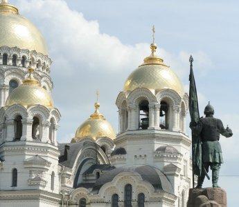 Блистательный Новочеркасск — столица Войска Донского