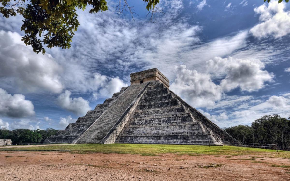 Ацтеки едут на море. Путешествие от Мехико до Канкуна