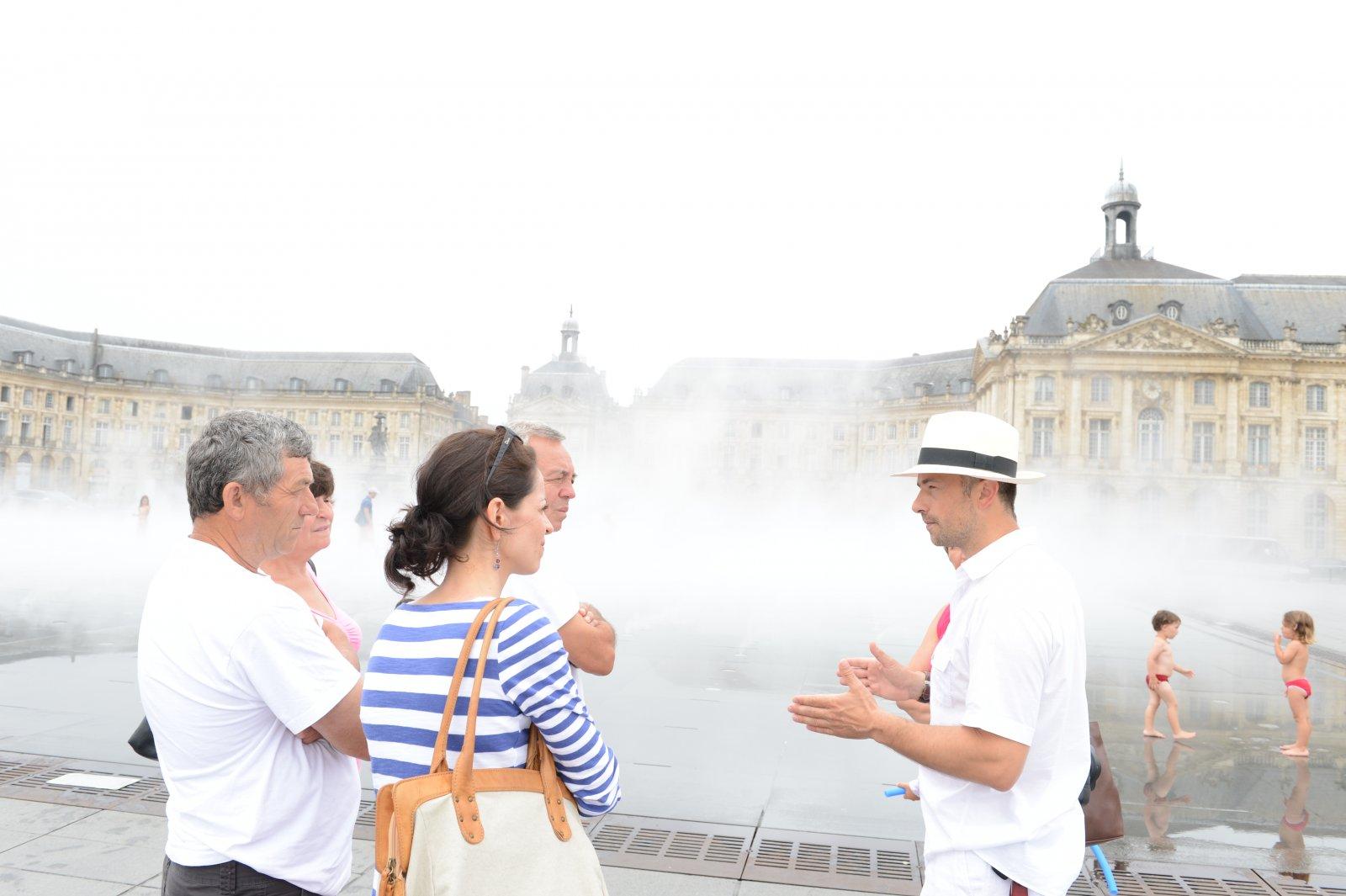 Бордо! Самый элегантный город во Франции!