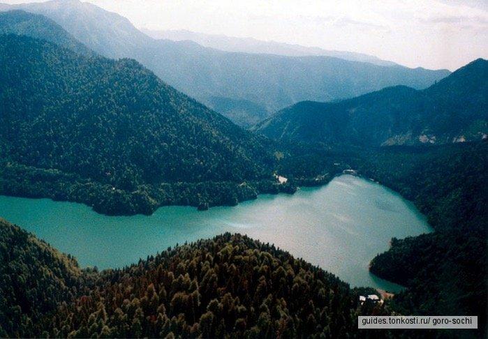 Индивидуальная в Абхазию на озеро Рица, в Гагру