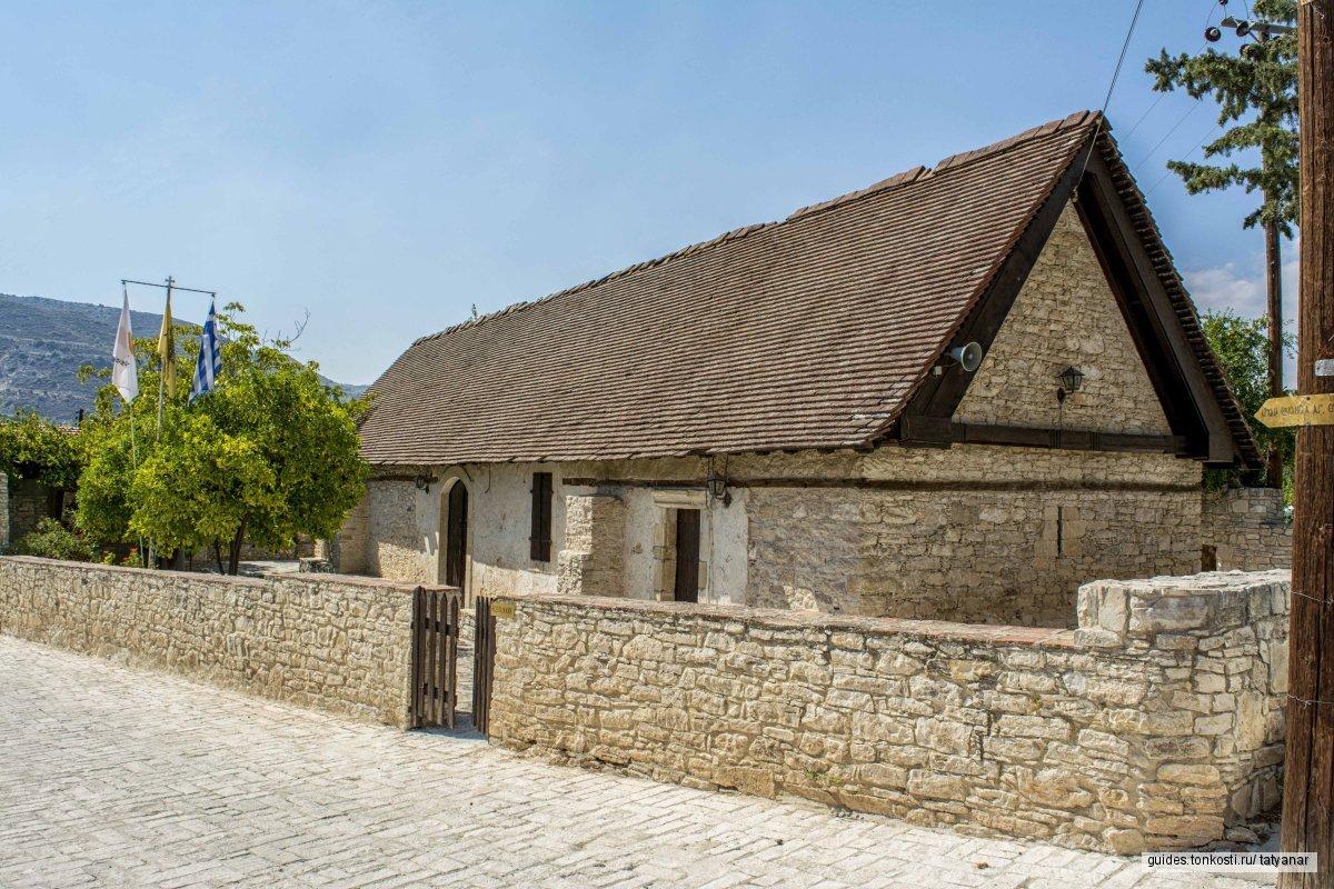 Кипрские деревушки — хранители времени. Выезд из Пафоса