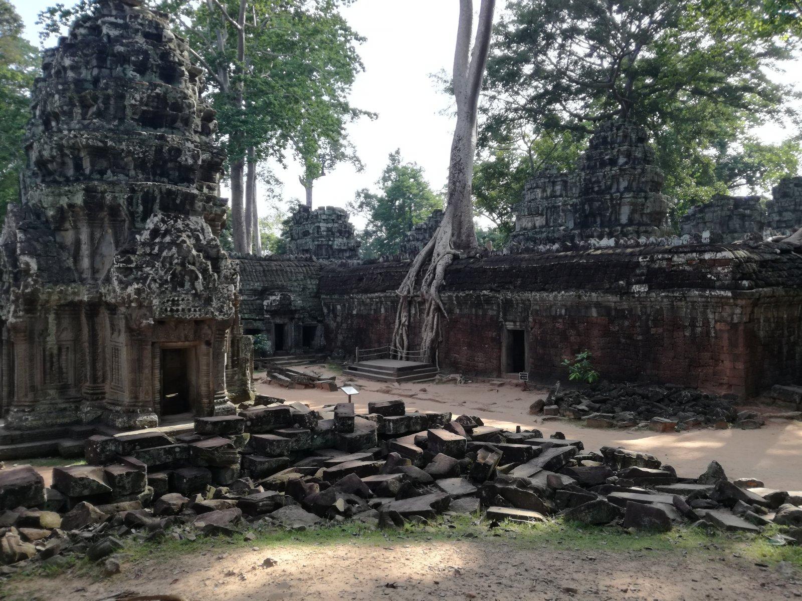 Ангкор. Малый круг