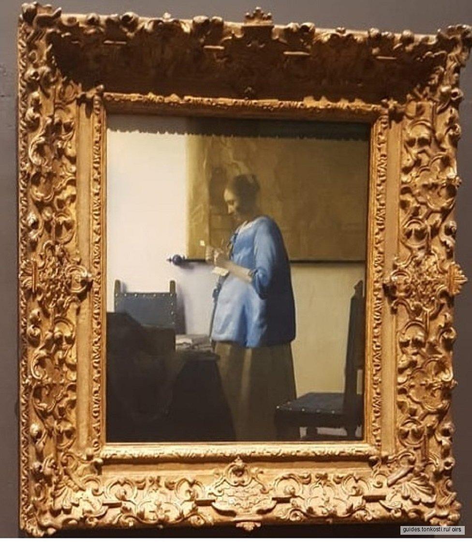 2 часа в мире искусства в Ряйкс музее