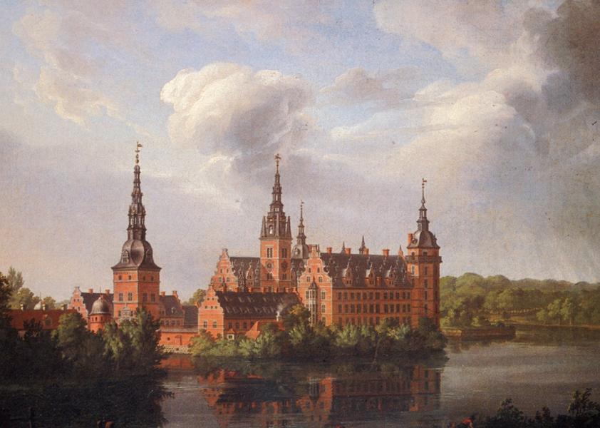 Замок Фредериксборг — «Версаль в масштабах Дании»