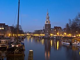4 часа восхищения Амстердамом,включая посещение алмазной фабрики и круиз по каналам