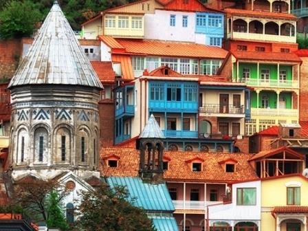 Экскурсия в Тбилиси из Владикавказа на 1 день