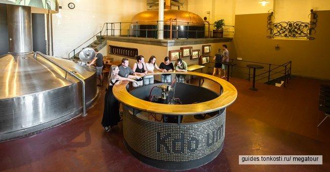 Пивоваренный завод «Велкопоповицкий Козел»