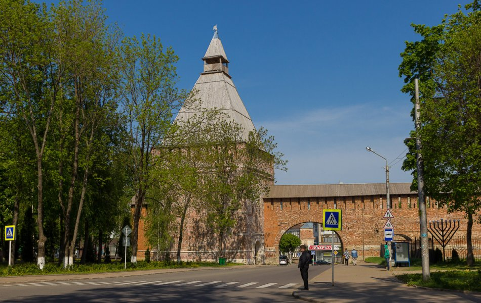 Весь Смоленск и пригород за один день