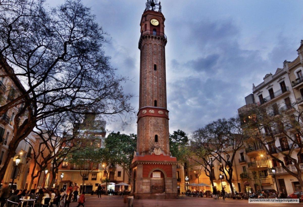Авторский тур по кварталу Грасия «Барселона для искушенных»