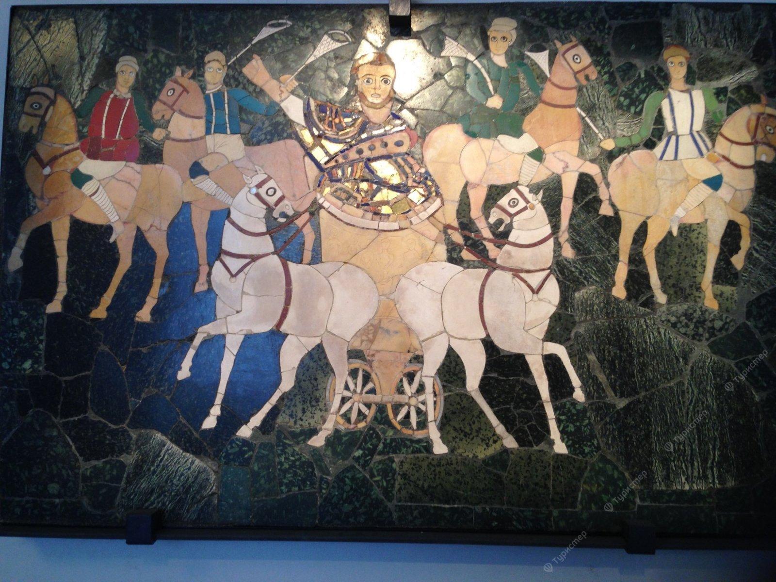 «Один день из жизни богатых древних римлян». Увлекательная тематическая экскурсия