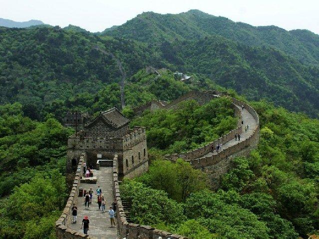 Экскурсия в Пекине: Великая стена