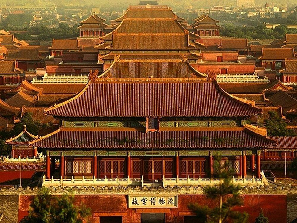 Императорский дворец Гугун — Запретный город