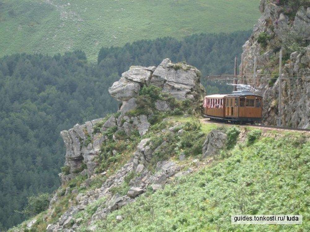 Сен-Жан-де-Люз, гора Рюна, баскские деревни Айноа и Эспелет