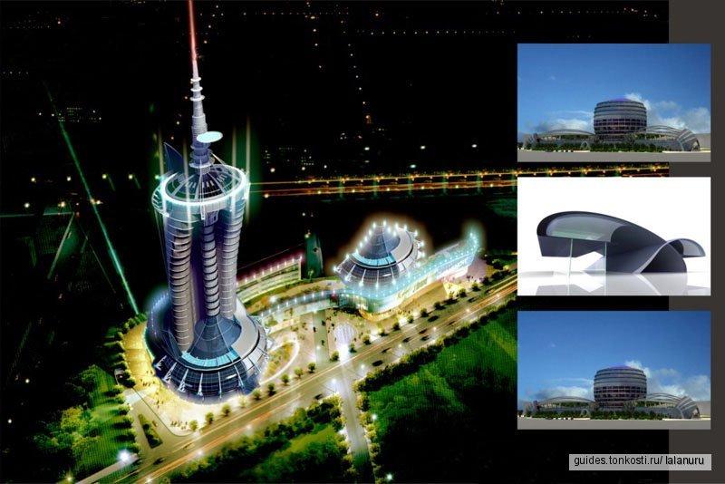 Автомобильно-пешеходная экскурсия «Баку XXI века»