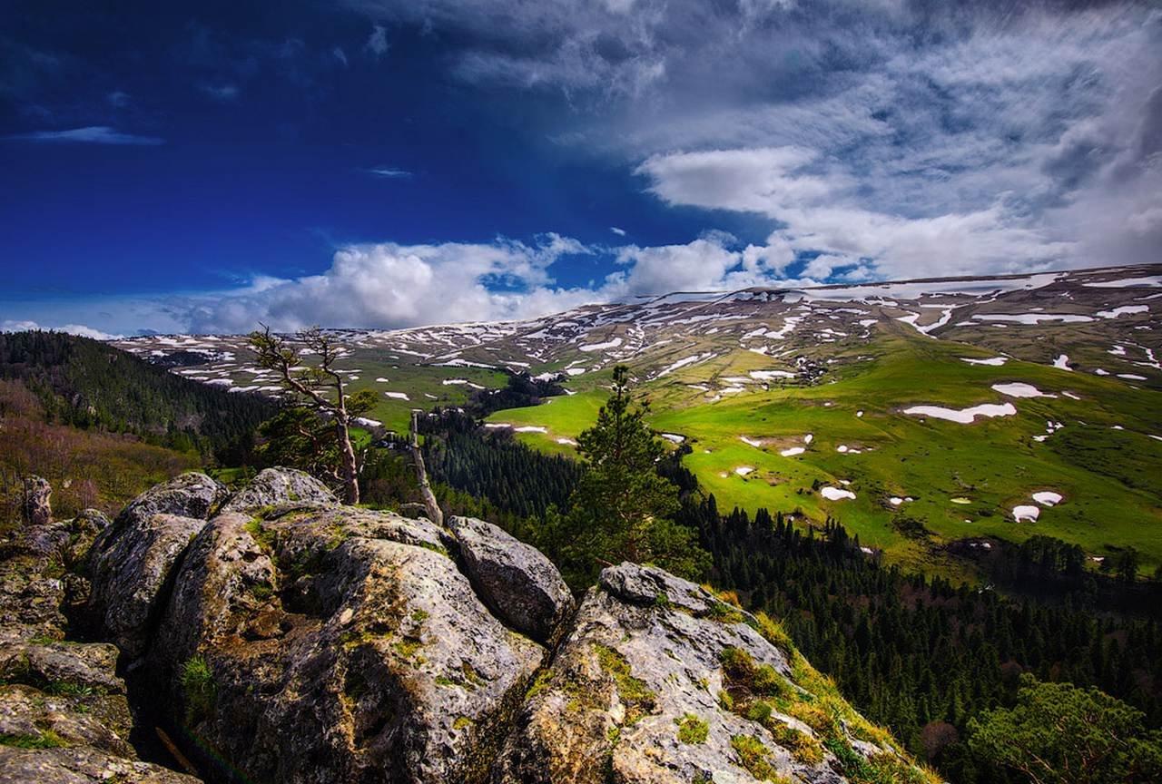 Плато Лагонаки, поездка в горы на 1 день
