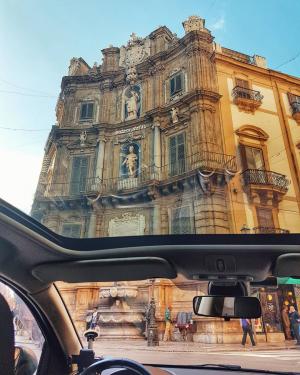 Палермо на 360° — экскурсия из автомобиля с панорамной крышей
