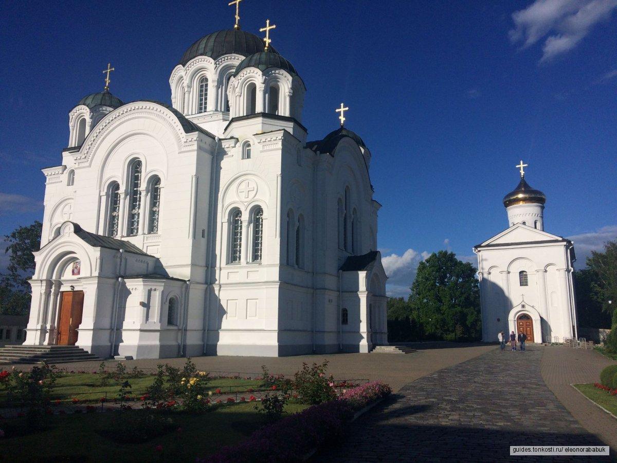 Полоцк — столица Полоцкого княжества