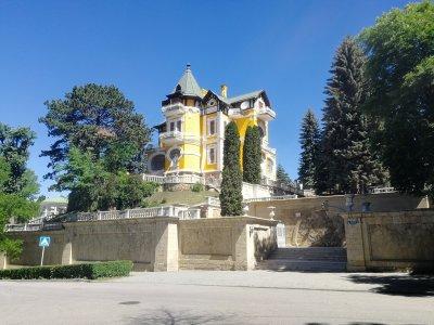 Пешеходная экскурсия «Истории и судьбы Кисловодска»