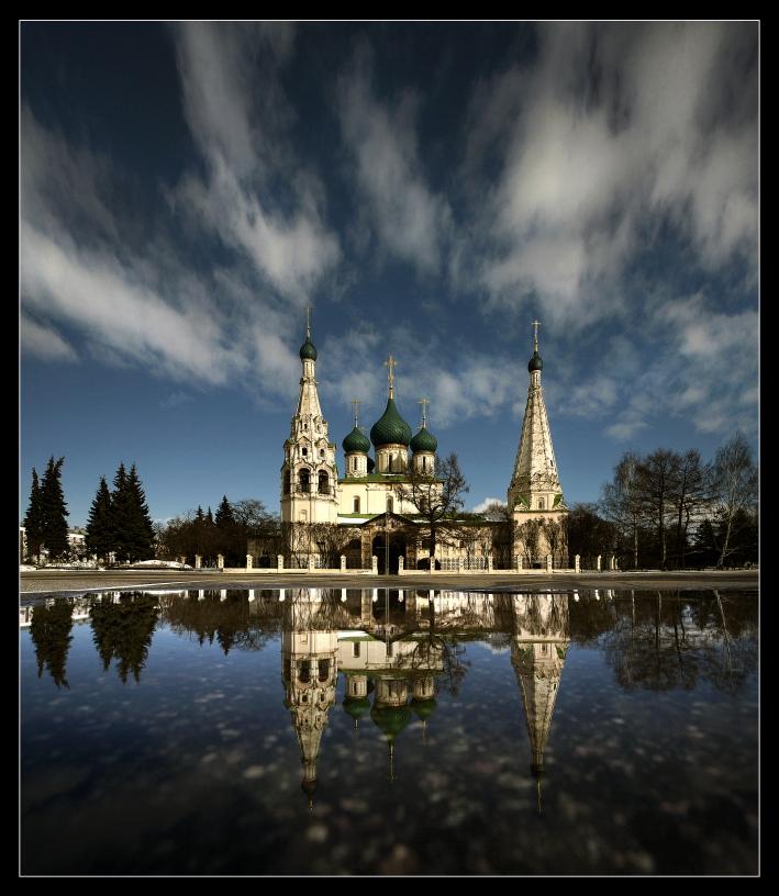 Ярославль — город по имени Солнце . Обзорная экскурсия