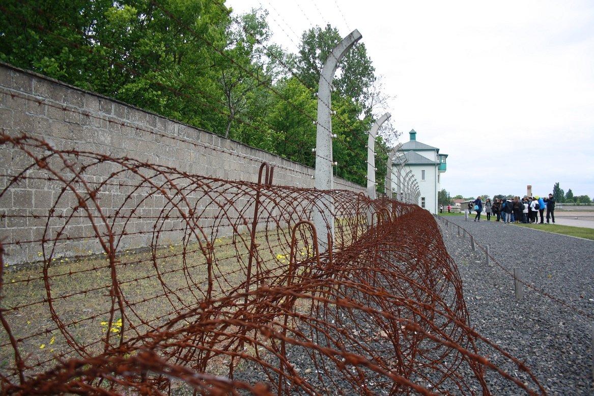 Экскурсия в концентрационный лагерь Заксенхаузен