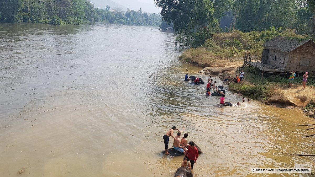 Индивидуальный тур «Река Квай», 2 дня