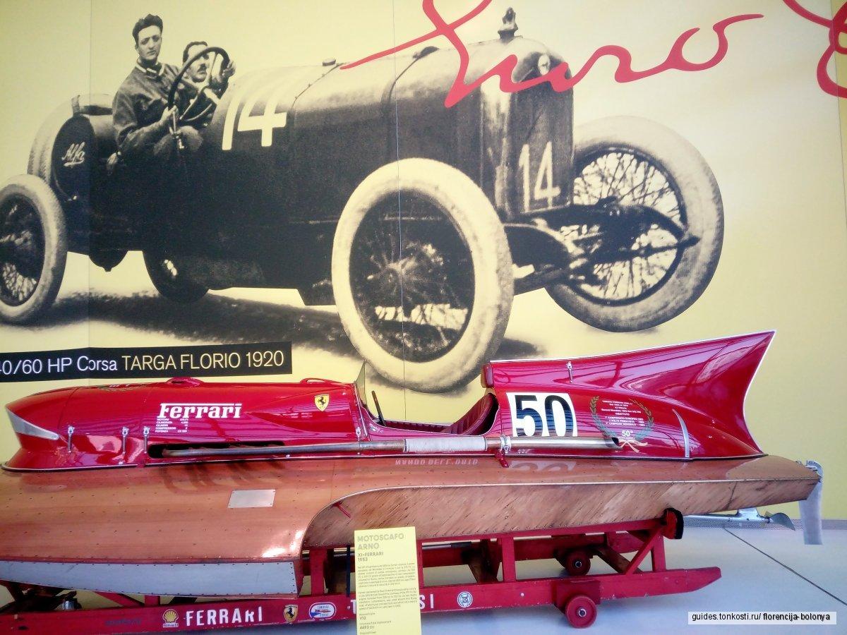 Долина моторов: музеи и заводы Ferrari, Lamborghini, Pagani, Maserati, Ducati и автотрек