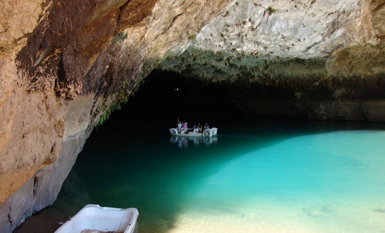 Пещера Алтынбешик — тур по лесу из «Анталии — Алании — Белека — Сиде»